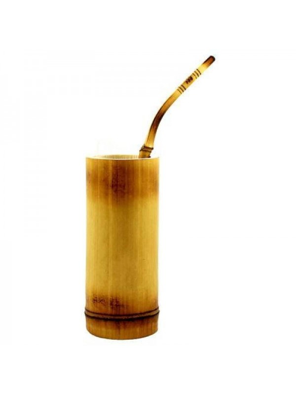 Kit Tereré Copo e Bomba Bambu
